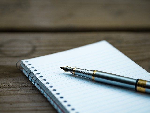 This image has an empty alt attribute; its file name is fountain-pen-1851096_640.jpg